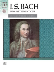 J. S. Bach: Two-Part Inventions