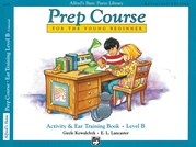 Alfred's Basic Piano Prep Course: Universal Edition Activity & Ear Training Book B