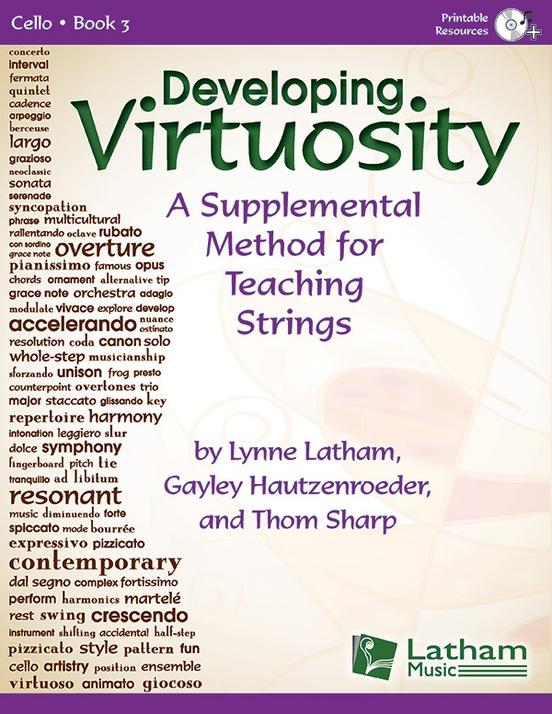 Developing Virtuosity bk. 3 - Cello