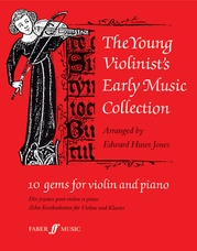 The Young Violinist's Early Music Collection