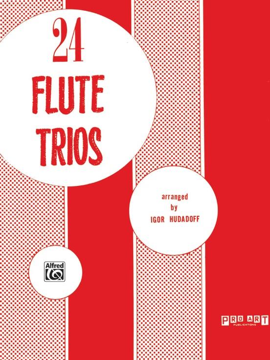 24 Flute Trios