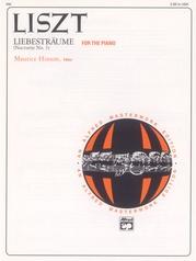 Liszt: Liebesträume