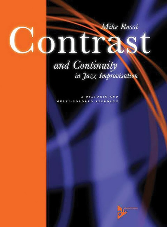 Contrast and Continuity in Jazz Improvisation