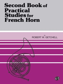 Practical Studies for French Horn, Book II