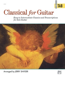 Classical for Guitar: In TAB