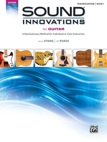 Sound Innovations for Guitar, Book 1
