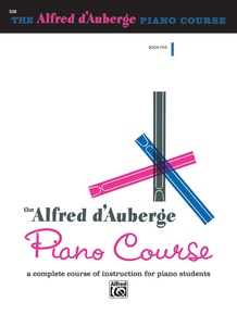 Alfred d'Auberge Piano Course: Lesson Book 5