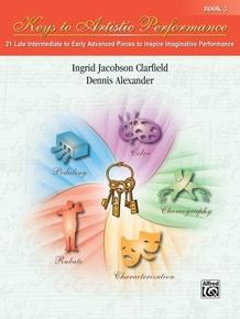 Keys to Artistic Performance, Book 3