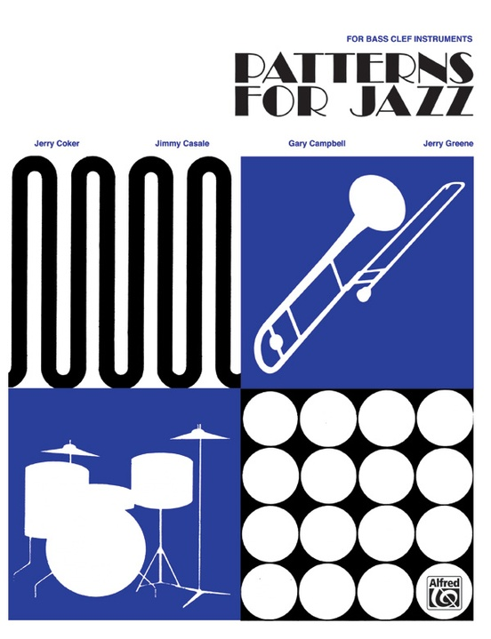 Patterns for Jazz: A Theory Text for Jazz Composition and Improvisation