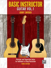 Basic Instructor Guitar 1 (3rd Edition)