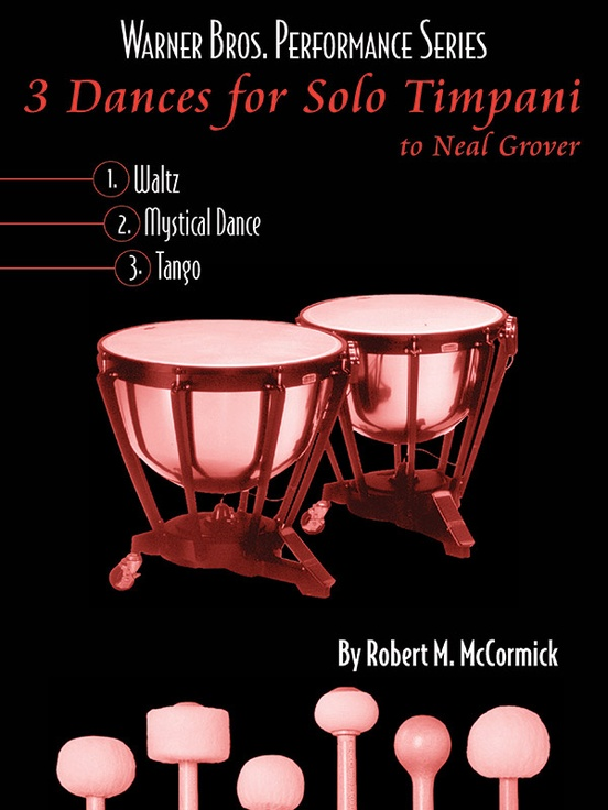 3 Dances for Solo Timpani