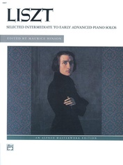 Liszt, Selected Intermediate to Early Advanced Piano Solos