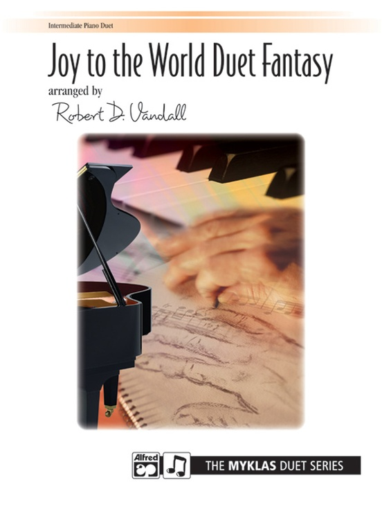 Joy to the World Duet Fantasy