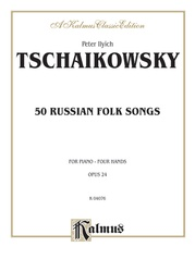 Fifty Russian Folk Songs