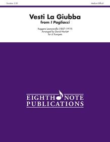 Vesti La Giubba (from <i>I Pagliacci</i>)