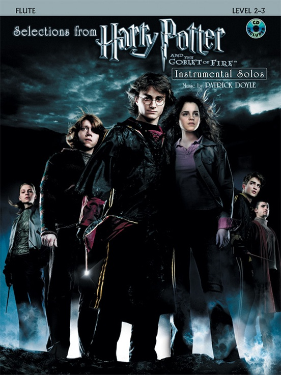 Harry Potter and the Goblet of Fire™, Selections from