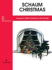 Schaum Christmas, A: The Red Book