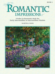 Romantic Impressions, Book 1