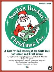 Santa's Rockin' Christmas Eve