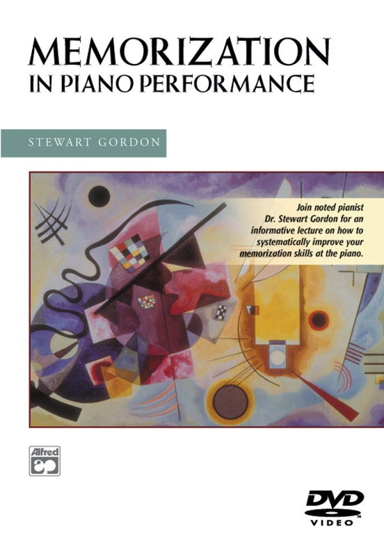Memorization in Piano Performance