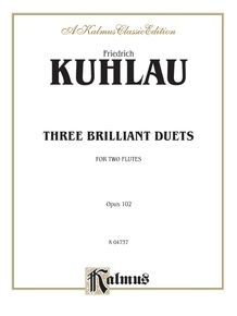 Three Brilliant Duets, Opus 120