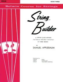 String Builder, Book III