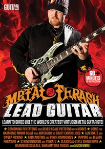 Guitar World: Metal and Thrash Lead Guitar