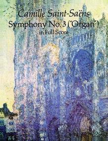 """Symphony No. 3 (""""Organ"""")"""