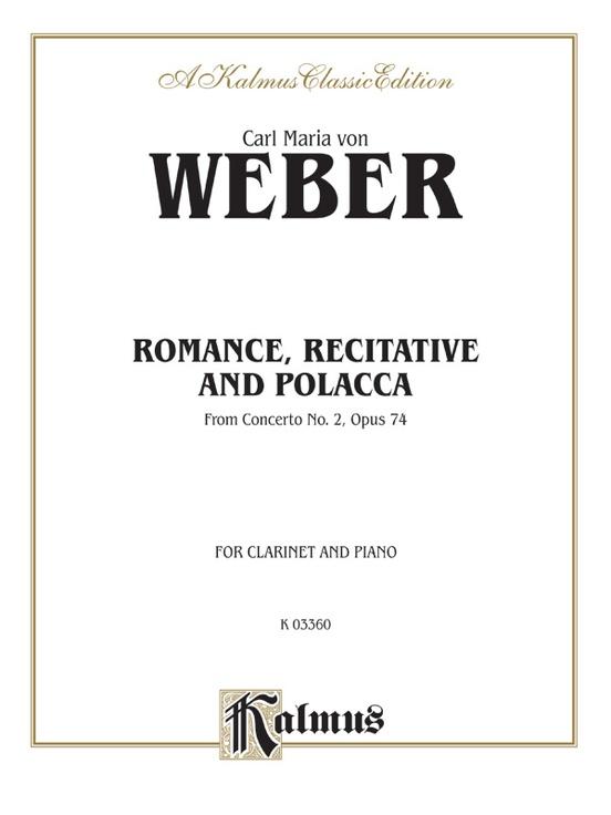 Romance, Opus 74
