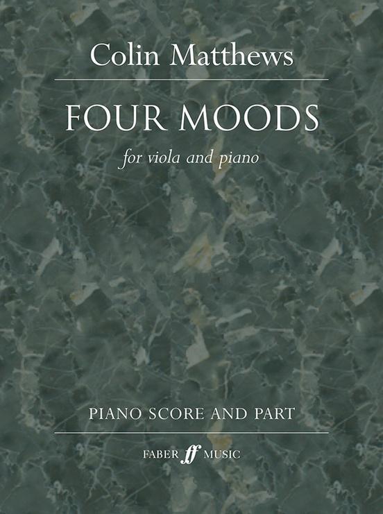 Four Moods: Luminoso, Oscuro, Scorrevole and Calmo