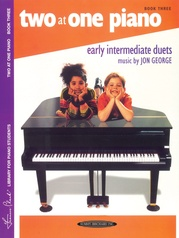 Two at One Piano, Book 3