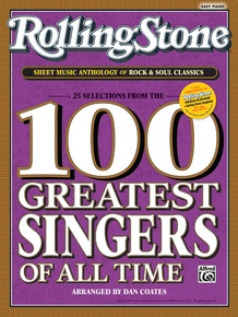 <i>Rolling Stone</i>® Sheet Music Anthology of Rock & Soul Classics