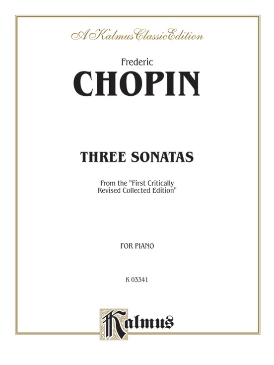 Three Sonatas
