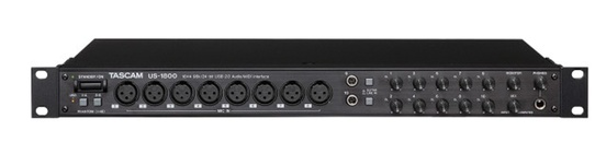 Tascam US-1800 USB 2.0 Audio Interface