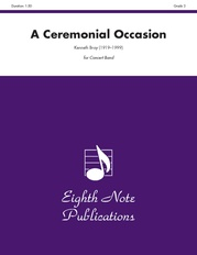 A Ceremonial Occasion