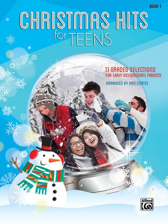 Christmas Hits for Teens, Book 1