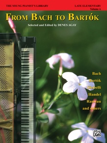 The Young Pianist's Library: From Bach to Bartók, Book 1A