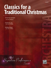 Classics for a Traditional Christmas, Level 1