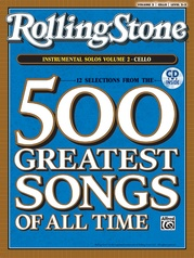 Selections from Rolling Stone Magazine's 500 Greatest Songs of All Time: Instrumental Solos for Strings, Volume 2