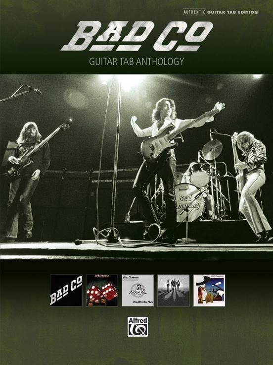 Bad Company: Guitar TAB Anthology