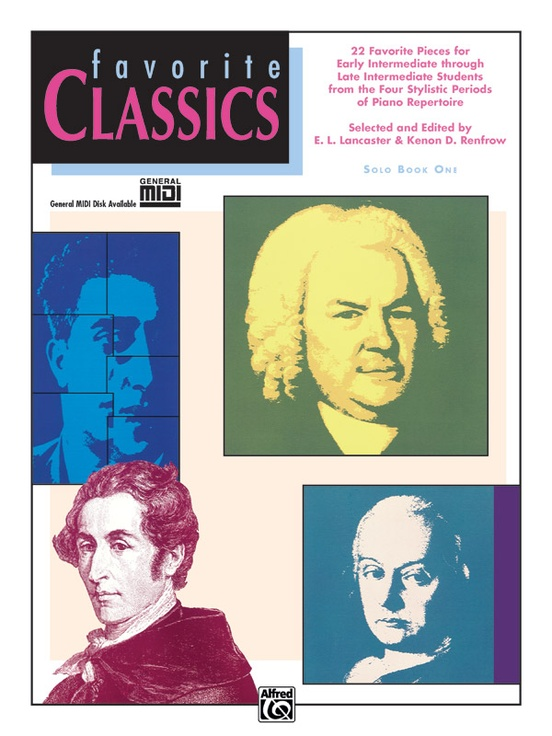 Favourite Classic Composers book pdf