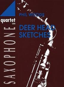Deer Head Sketches