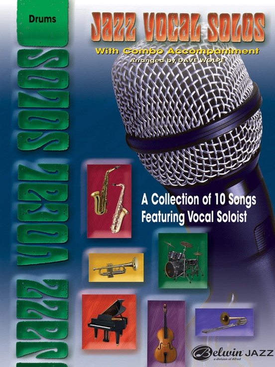 Jazz Vocal Solos with Combo Accompaniment