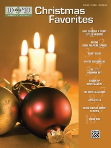 10 for 10 Sheet Music: Christmas Favorites