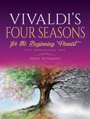 Vivaldi's Four Seasons for the Beginning Pianist