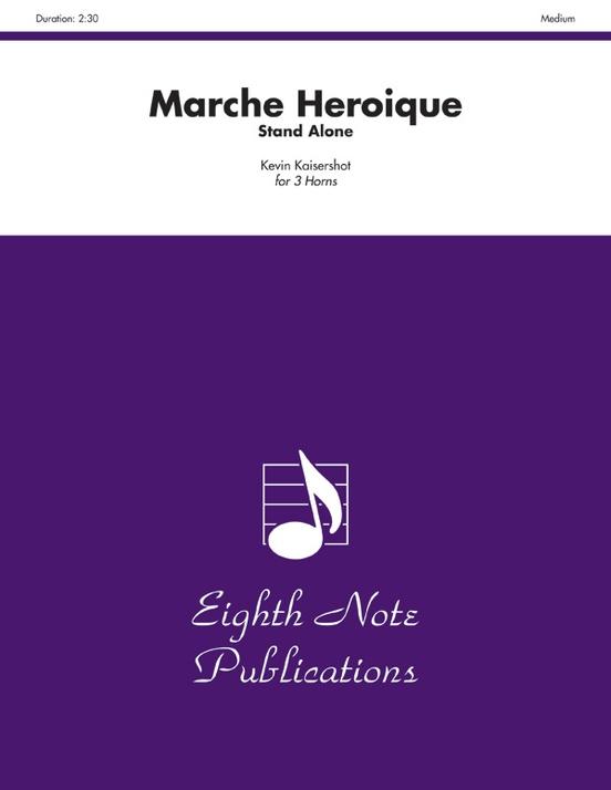 Marche Heroique (stand alone version)