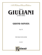 Grand Sonata, Opus 25