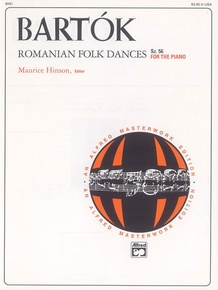 Bartók: Romanian Folk Dances, Sz. 56 for the Piano