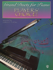 Grand Duets for Piano: Players' Choice!