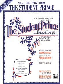 The Student Prince: Vocal Selections